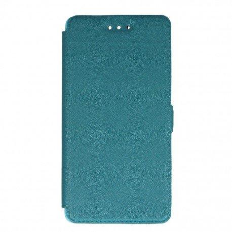 Etui na telefon Pocket Book na Huawei P9 niebieski