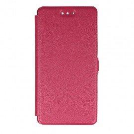 Etui na telefon Pocket Book na Huawei P9 różowy