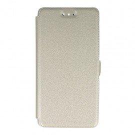 Etui na telefon Pocket Book na Huawei P9 biały