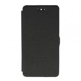 Etui na telefon Pocket Book na Huawei P9 czarny