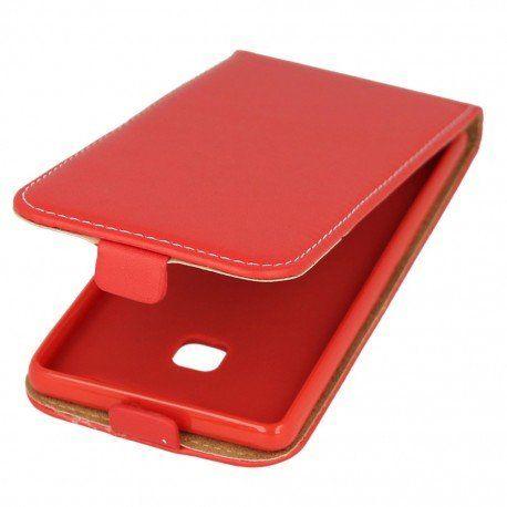 Etui z klapką Flexi do telefonu Huawei P9 czerwony