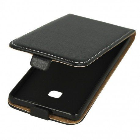 Etui z klapką Flexi do telefonu Huawei P9 czarny