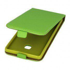 Etui z klapką Flexi do telefonu Huawei P9 zielony