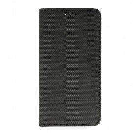 Etui boczne z klapką magnet book Huawei P9 czarny