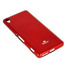 Etui na telefon Jelly Case dony Xperia XA czerwony