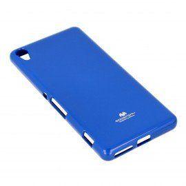 Etui na telefon Jelly Case do Sony Xperia XA niebieski