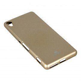 Etui na telefon Jelly Case do Sony Xperia XA złoty