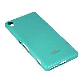 Etui na telefon Jelly Case do Sony Xperia XA miętowy