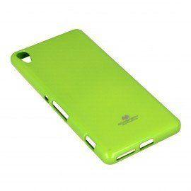 Etui na telefon Jelly Case do Sony Xperia XA limonka