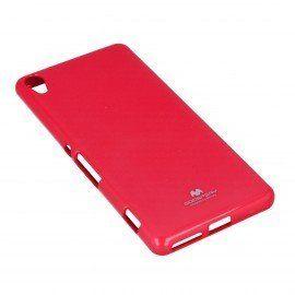 Etui na telefon Jelly Case doSony Xperia XA różowy