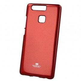 Etui na telefon Jelly Case do Huawei P9 czerwony