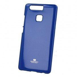 Etui na telefon Jelly Case do Huawei P9 niebieski