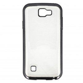 Etui nakładka na telefon Clear Case do LG K3 szary