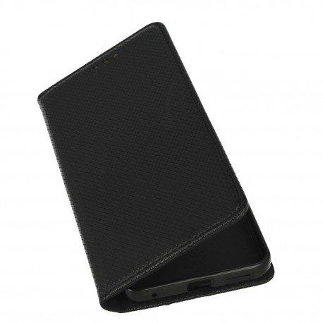 Etui z funkcją podstawki Magnet Book na telefon LG G6 H870 czarny