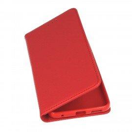 Etui z funkcją podstawki Magnet Book na telefon LG G6 H870 czerwony