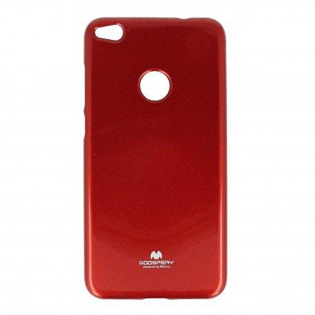 Etui na telefon Jelly Case do Huawei P8 Lite 2017 / P9 Lite 2017 czerwony