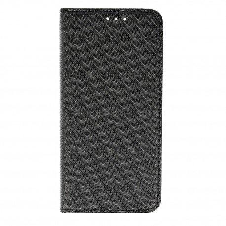 Etui boczne z klapką magnet book Huawei P10 czarny