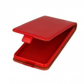 Etui z klapką do telefonu Huawei P10 czerwony