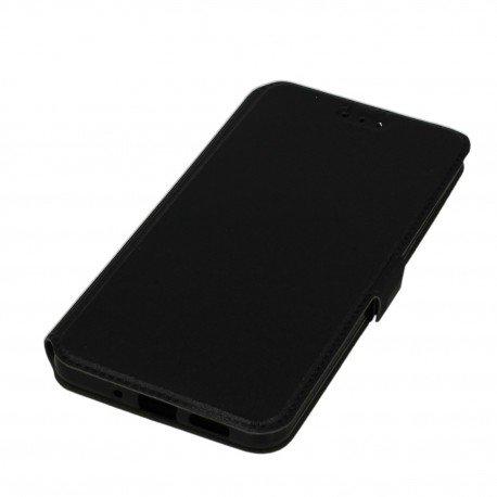 Etui na telefon Pocket Book do Huawei P10 Lite czarny