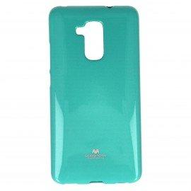 Etui na telefon Jelly Case do Huawei Honor 7 Lite niebieski