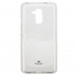 Etui na telefon Jelly Case do Huawei Honor 7 Lite transparentny