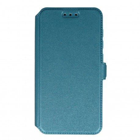 Etui na telefon Pocket Book do Huawei Y3 II morski