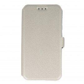 Etui na telefon Pocket Book do Huawei Y3 II biały