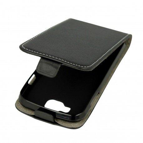 Etui z klapką Flexi do telefonu LG K3 czarny