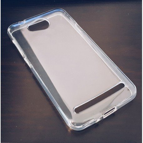 Etui na telefon Jelly Case do Huawei Y3 II transparentny