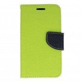 Etui porfelowe Fancy na telefon Huawei Y3 II zielony