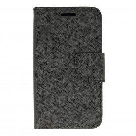 Etui porfelowe Fancy na telefon Huawei Y3 II czarny