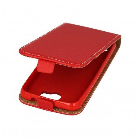 Etui z klapkąFlexi do telefonu Huawei Y3 II czerwony