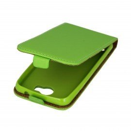 Etui z klapkąFlexi do telefonu Huawei Y3 II zielony