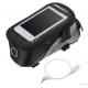Sakwa uchwyt rowerowy na telefon/smartfona 4.8-5.0 cali czerwony