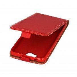 Etui z klapką Flexi do telefonu Huawei Y5 II czerwony