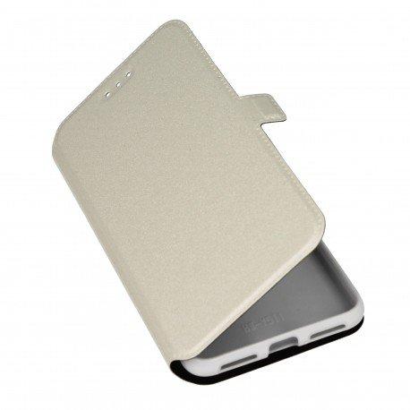 Etui na telefon Pocket Book do Huawei Y5 II biały