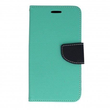 Etui portfelowe Fancy na telefon Huawei Y5 II miętowy